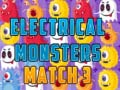 Igra Electrical Monsters Match 3