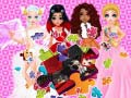 Igra Puzzles Princesses and Angels New Look