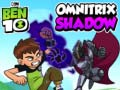 Ben 10 Omnitrix Shadow ליּפש