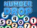 Lojë Number Drop