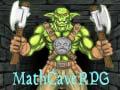 Igra Math Cave RPG
