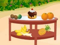 Игра Tropical fruitcake