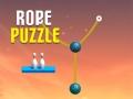 Igra Rope Puzzle