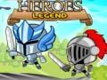 খেলা Heroes Legend