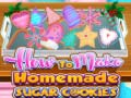 How To Make Homemade Sugar Cookies ליּפש
