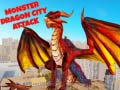 Spel Monster Dragon City Attack