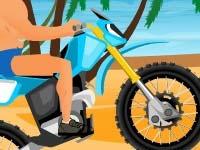Игра Beach rider