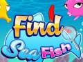Find Sea Fish ליּפש
