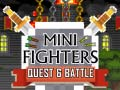 Spiel Mini Fighters Quest & battle