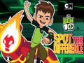 Spēle Ben 10 Spot the Difference