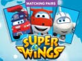 Igra Super Wings Matching Pairs
