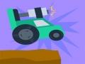 Spēle Desert Car