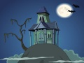 Cluiche Haunted House Hidden Ghost