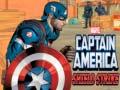 Spiel Marvel Captain America Shield Strike