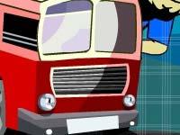Игра Bus adventure