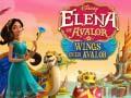 খেলা Elena of Avalor Wings over Avalor