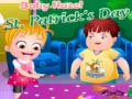 খেলা Baby Hazel St. Patrick Day