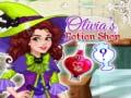 Игра Olivia's Magic Potion Shop