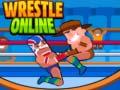 Igra Wrestle Online