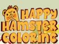 Spel Happy Hamster Coloring