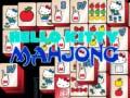 খেলা Hello Kitty Mahjong
