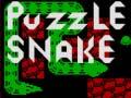 খেলা Puzzle Snake