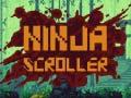 Spēle Ninja Scroller