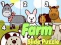 Igra Farm Slide Puzzle