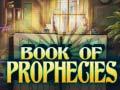 Spiel Book of Prophecies