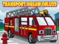 Spiel Transport Jigsaw Deluxe