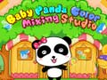 Igra Baby Panda Color Mixing Studio