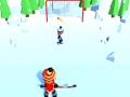 খেলা Hockey Challenge 3d