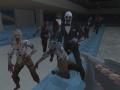 Lojë Combat Zombie Warfare