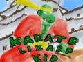Spēle Karate Lizard Kid