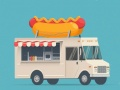 Spēle Food Trucks Jigsaw
