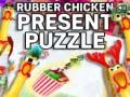 Rubber Chicken Present Puzzle קחשמ