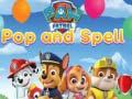 Igra PAW Patrol Pop and Spell