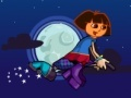 Игра Dora at halloween night