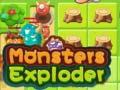 Igra Monsters Exploder