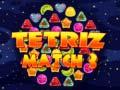 খেলা Tetriz Match 3