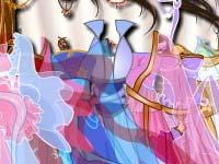 Игра Chinese musicion girl