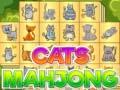 Igra Cats mahjong