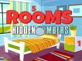 খেলা Rooms Hidden Numbers