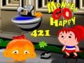 খেলা Monkey GO Happy Stage 421