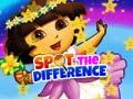 Igra Dora Spot The Difference