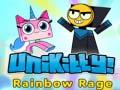 খেলা Unikitty Rainbow Rage