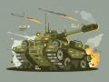 খেলা Military Vehicles Match 3