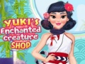 Spēle Yuki's Enchanted Creature Shop