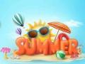 Spēle Happy Summer Jigsaw Puzzle