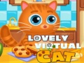 খেলা Lovely Virtual Cat